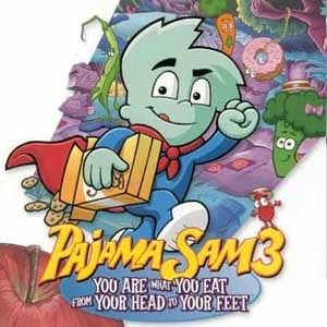 Buy Pajama Sam 3 You Are What You Eat From Your Head To Your Feet CD Key Compare Prices
