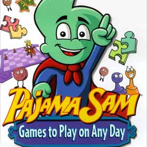 Buy Pajama Sam Games to Play on Any Day CD Key Compare Prices