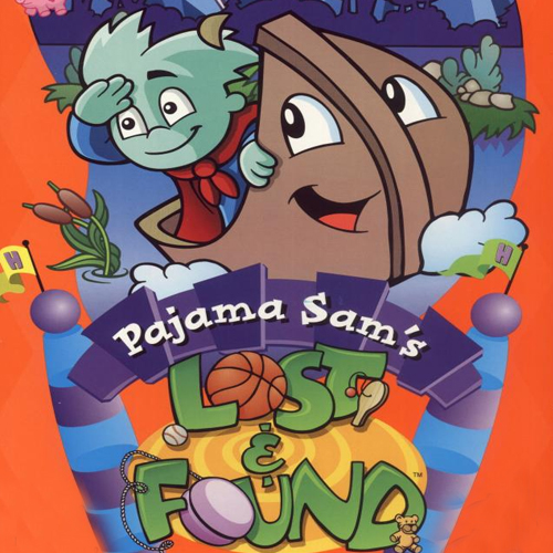Pajama Sams Lost & Found