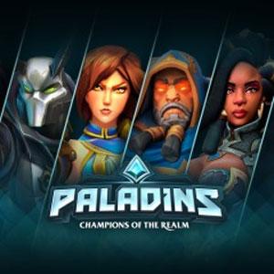 Paladins Champions Pack