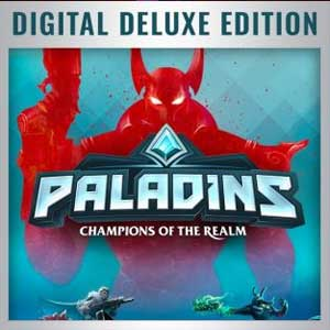 Buy Paladins Deluxe Edition CD Key Compare Prices