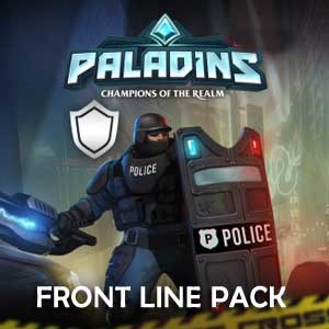 Paladin's Front Line Pack