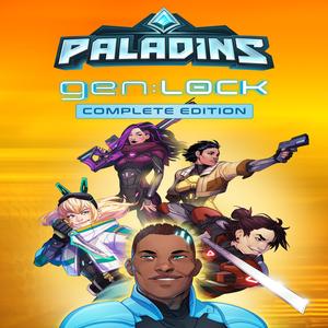 Paladins genLOCK Complete Edition