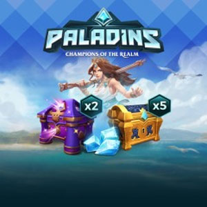 Buy Paladins Goddess Pack Xbox One Compare Prices