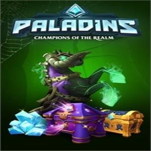 Paladins Nightmare Pack