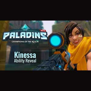 Buy Paladins Viking Skin for Kinessa CD Key Compare Prices