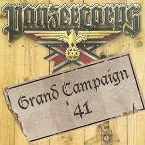 Buy Panzer Corps Grand Campaign 41 CD Key Compare Prices