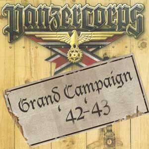 Buy Panzer Corps Grand Campaign 42-43 CD Key Compare Prices