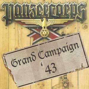 Buy Panzer Corps Grand Campaign 43 CD Key Compare Prices