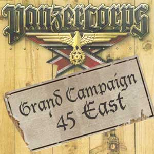 Buy Panzer Corps Grand Campaign 45 East CD Key Compare Prices