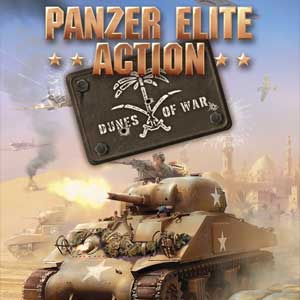 Buy Panzer Elite Action Dunes of War CD Key Compare Prices