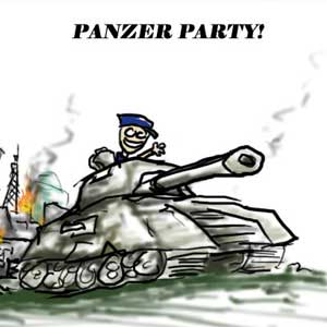 Buy Panzer Party PS4 Game Code Compare Prices