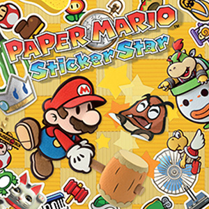 Buy Paper Mario Sticker Star Nintendo 3DS Download Code Compare Prices