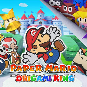 Buy Paper Mario The Origami King Nintendo Switch Compare Prices