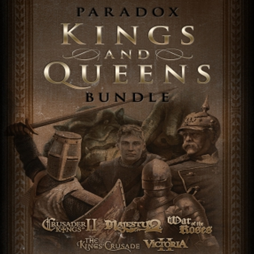 Paradox Kings and Queens Bundle