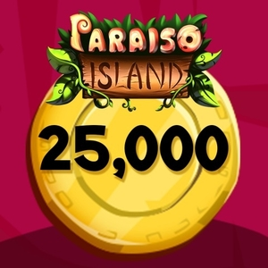 Paraiso Island Large Coins Pack