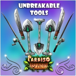Paraiso Island Unbreakable Tools Pack