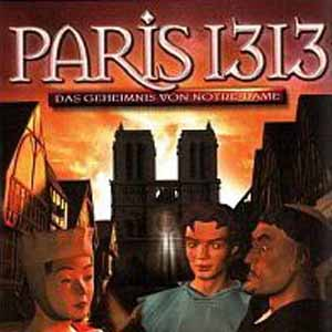 Buy Paris 1313 The Mystery of NotreDame Cathedral CD Key Compare Prices