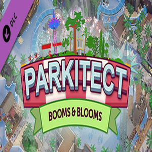 Parkitect Booms and Blooms