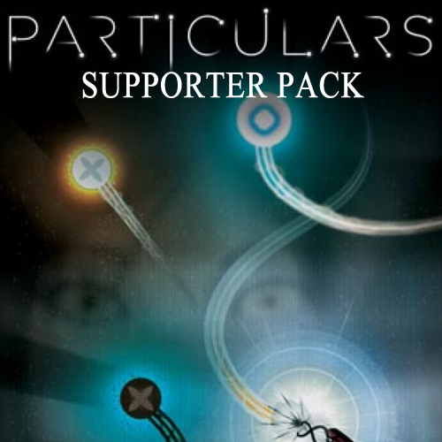 Buy Particulars Supporter Pack CD Key Compare Prices