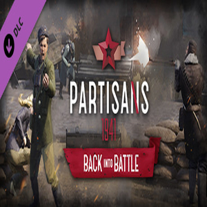 Buy Partisans 1941 Back Into Battle CD Key Compare Prices