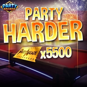 Party Arcade Party Harder Pack