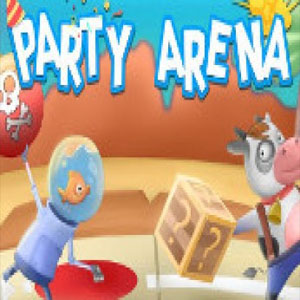 Party Arena Board Game Battler