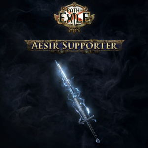 Path of Exile Aesir Supporter Pack