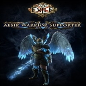 Path of Exile Aesir Warrior Supporter Pack