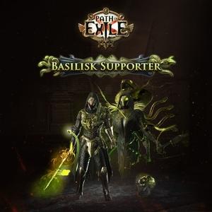Path of Exile Basilisk Supporter Pack