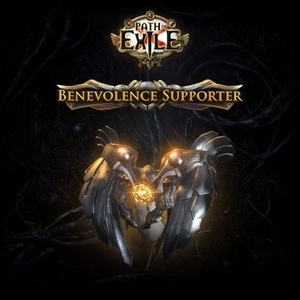 Path of Exile Benevolence Supporter