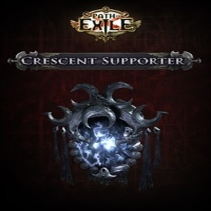 Path of Exile Crescent Supporter Pack