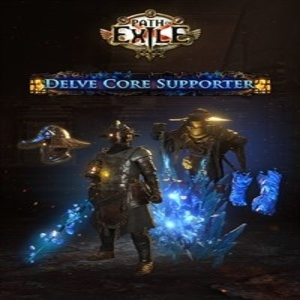 Path of Exile Delve Core Supporter Pack