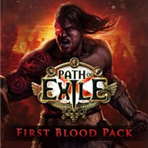 Path of Exile First Blood Pack