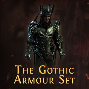 Path of Exile Gothic Armor Set
