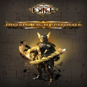 Path of Exile Imperial Eagle Supporter Pack