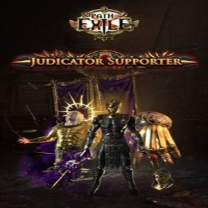 Buy Path of Exile Judicator Supporter Pack Xbox One Compare Prices