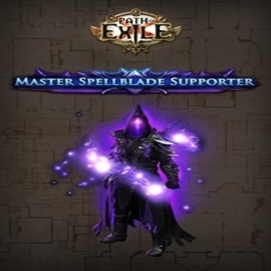 Path of Exile Master Spellblade Supporter Pack
