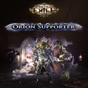 Path of Exile Orion Supporter Pack