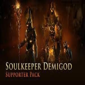 Path of Exile Soulkeeper Demigod Supporter Pack