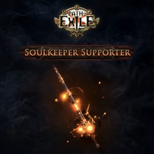 Path of Exile Soulkeeper Supporter Pack