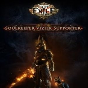 Path of Exile Soulkeeper Vizier Supporter Pack