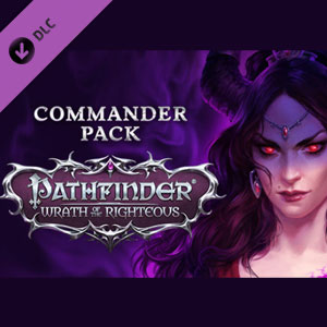 Buy Pathfinder Wrath of the Righteous Commander Pack CD Key Compare Prices
