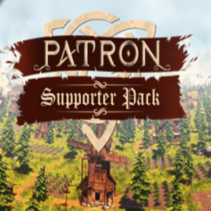 Buy Patron Supporter Pack CD Key Compare Prices
