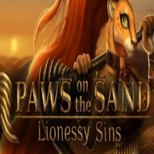 Paws on the Sand Lionessy Sins