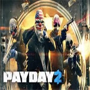 Payday 2 Alpha Mauler