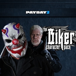 PAYDAY 2 Biker Character Pack