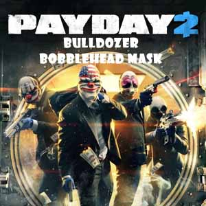 Buy PAYDAY 2 Bulldozer Bobblehead Mask CD Key Compare Prices