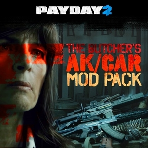 PAYDAY 2 Butchers Mod Pack