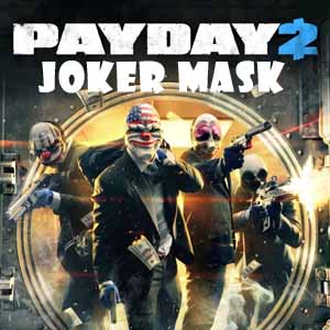 Buy PAYDAY 2 E3 Joker Mask CD Key Compare Prices